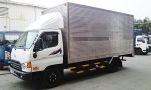 xe tải chở hàng 3t5