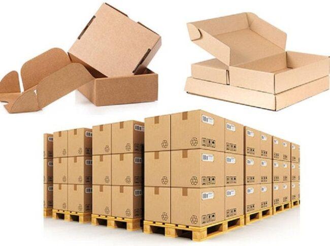 Vận chuyển kho xưởng hàng thùng