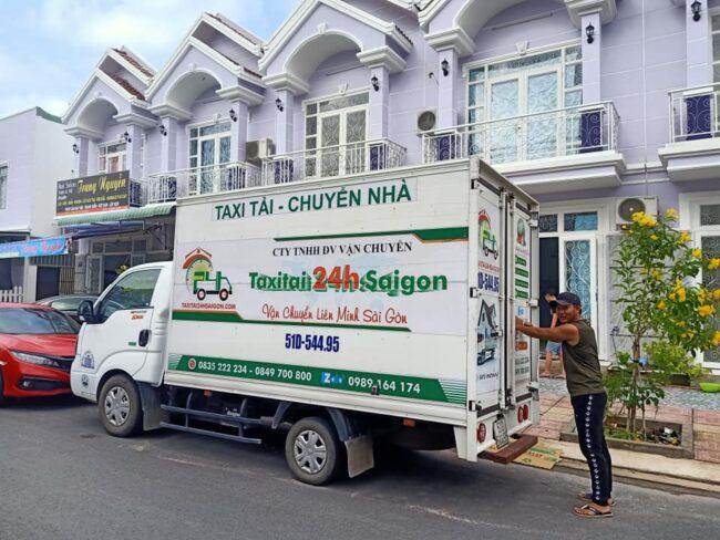 xe tải chở hàng từ tphcm đi Đắc Nông
