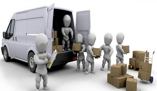 xe tải chở hàng từ TPHCM đi Bến Tre