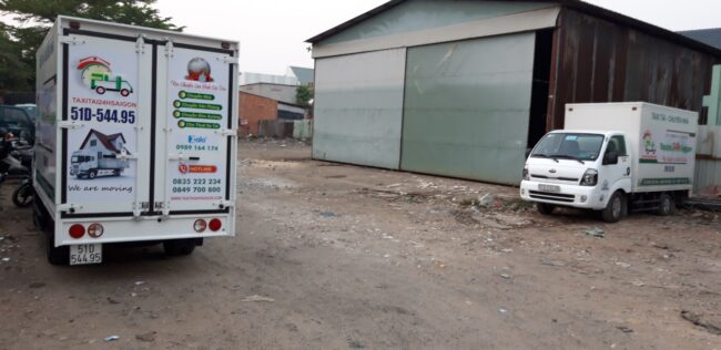 thuê xe tải chở hàng đi Lâm Đồng
