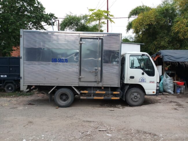 xe tải chở hàng từ tphcm đi Bình Phước